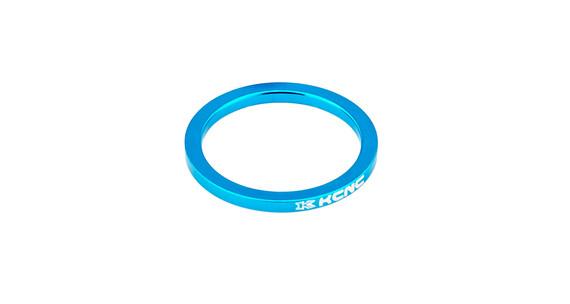 "KCNC Headset Spacer 1 1/8"" 5mm blauw"